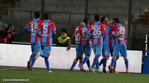 Catania-Pro Vercelli 4-0: Ritorno alla normalità?
