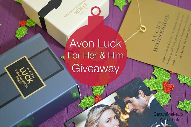 Avon-Luck-Giveaway-#AvonLuck