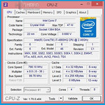 All in One test CPU-Z