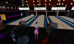 bowling continues