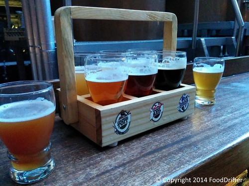 Beer Samplers - Toit
