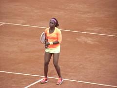 Roland Garros 2014 - Sloane Stephens