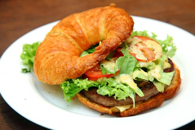 Beef-Burger-Gipfel