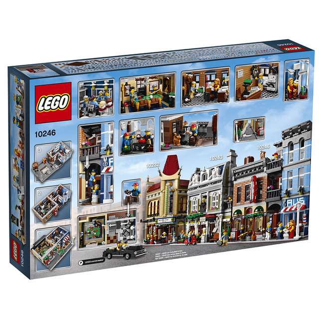 LEGO Creator Expert 10246 - Detectives Office