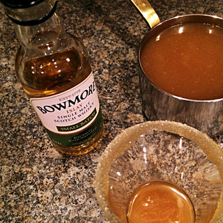Bowmore salted caramel crust IMG_4689 R