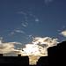 Clouds, sunset and buildings-lakásátalakítás képek flickr