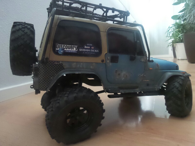 Jeep Wrangler YJ RcModelex 15876530728_3d5ed3439f_o