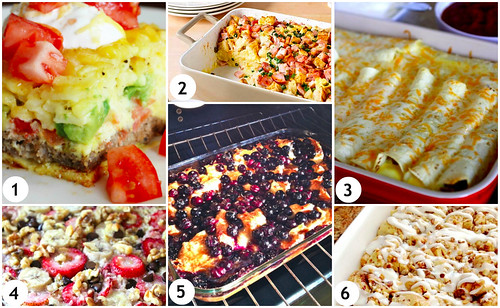 Mrs. Fields Secrets Breakfast Casseroles