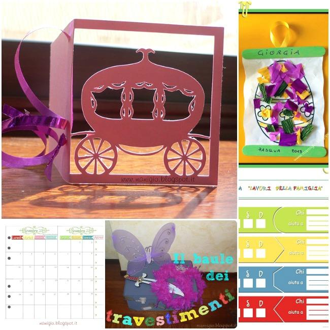 progetti per bambini e stampabili di Mami Gio