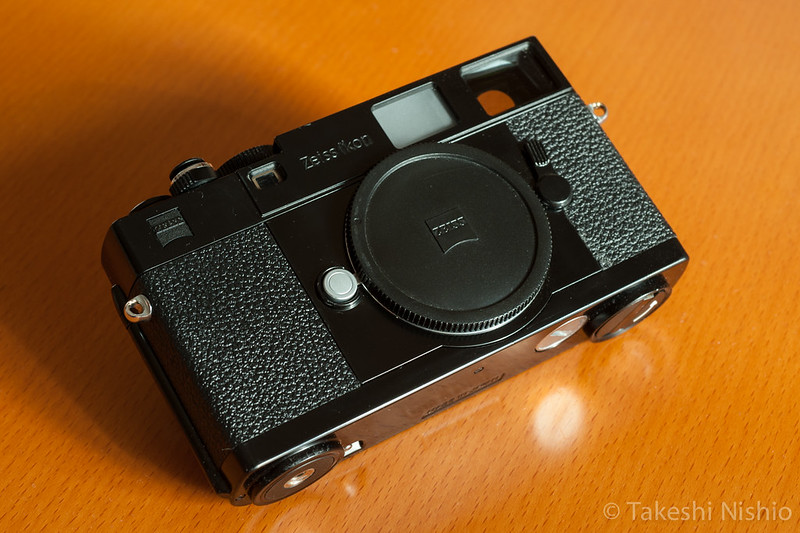 Zeiss Ikon, Re-skin
