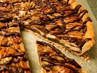 Frozen Pecan Tart