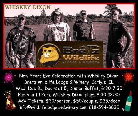 Whiskey Dixon 12-31-14