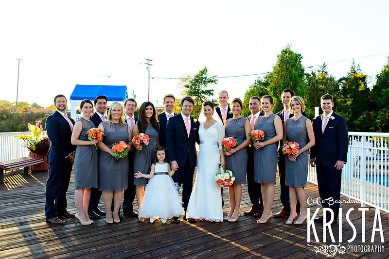 Wentworth by the Sea Wedding