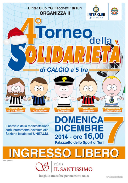 Torneo solidarietà 2014