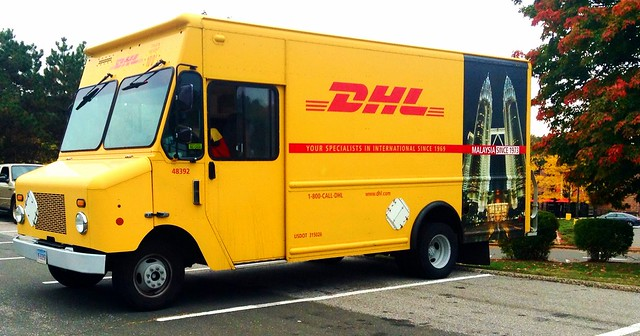 Photo:DHL By:JeepersMedia