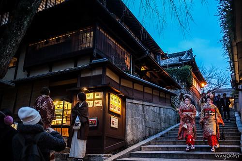 【247-249日目】京都観光(京都)