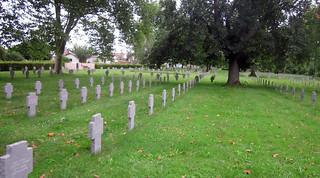 Deutscher Friedhof Mangiennes