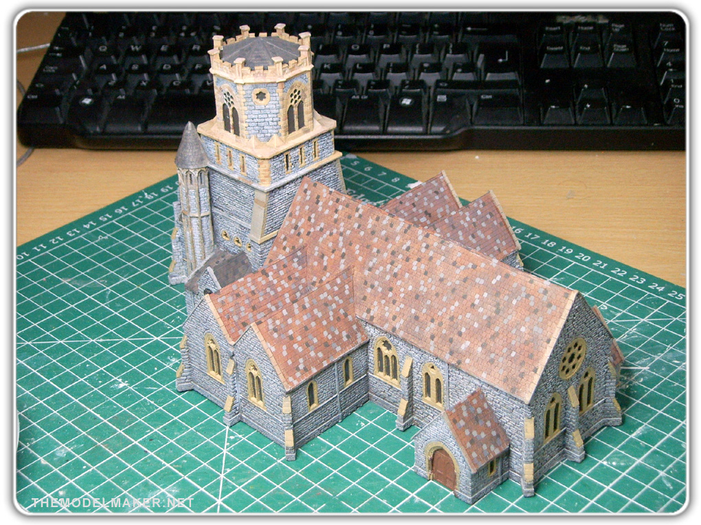 Bartholomew church wip 8