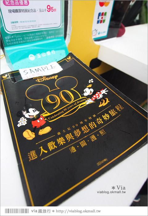 【迪士尼90週年特展】2014台北松山迪士尼特展~跟著迪士尼回顧走過90年的精彩畫面!5