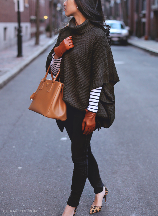 forever 21 sweater poncho5
