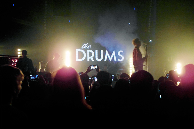 the drums concert Singapore