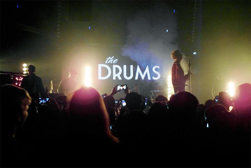 the drums concert Singapore