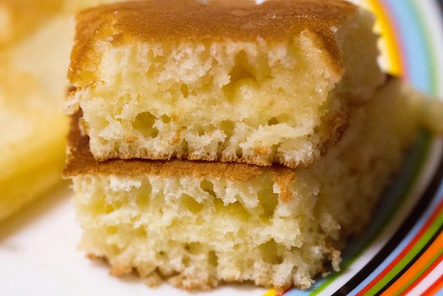 ホットケーキを森永製菓さんのマニュアル通りに作ってみた