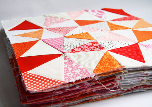 Kaleidoscope stack