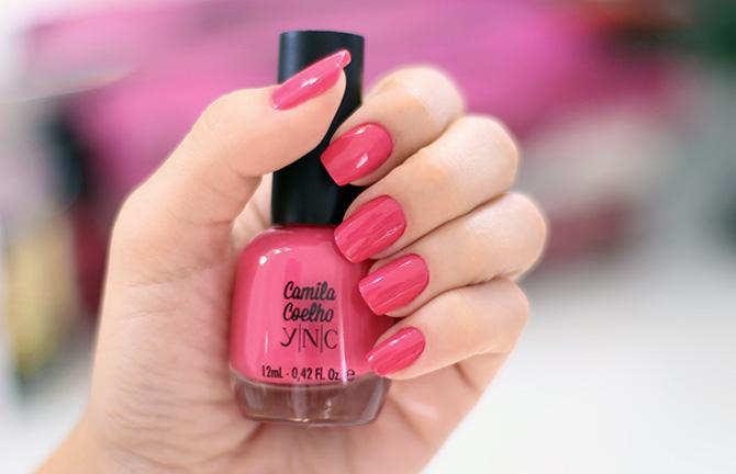 01-esmalte da semanaforever pink camila coelho ync