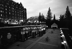 Banff Springs Tri-x 3200