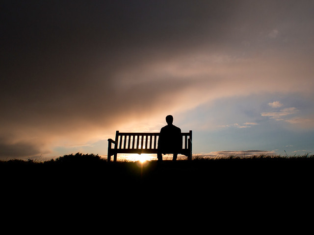 Bench Silhouette