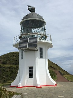 The lighthouse at Cape Reinga