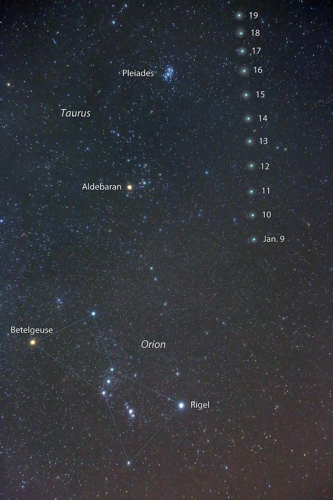 Comète LOVEJOY 16067282560_436b785b46_b