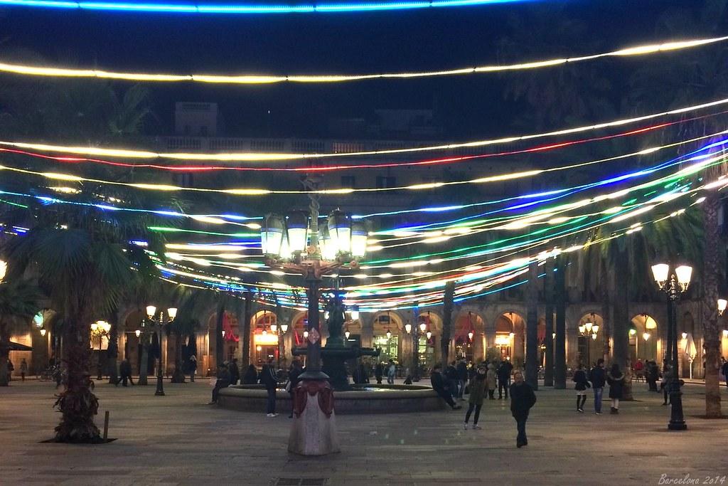 Barcelona day_2, Plaça Reial