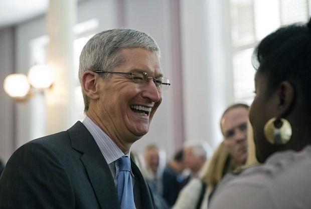 Условия труда на фабриках Apple