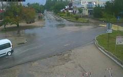 19:05:02, 23 сентября 2014, веб-камера 2 в Щёлкино