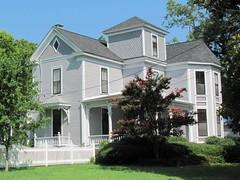 Nicholson-Bickett-Taylor House, Louisburg, NC
