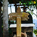 La tumba de mi abuelo. por Arturo Vez