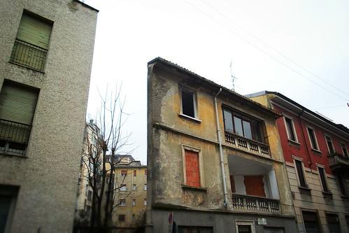 La casa in un #muro