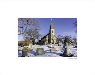 St. James at Sag Bridge, Lemont, Illinois