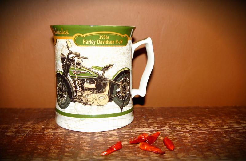 Kawa dla twardzieli, kawa z chili, miód
