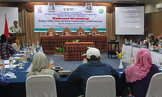 ICRS Held a National Workshop on Religion, Identity and Gender in Lombok