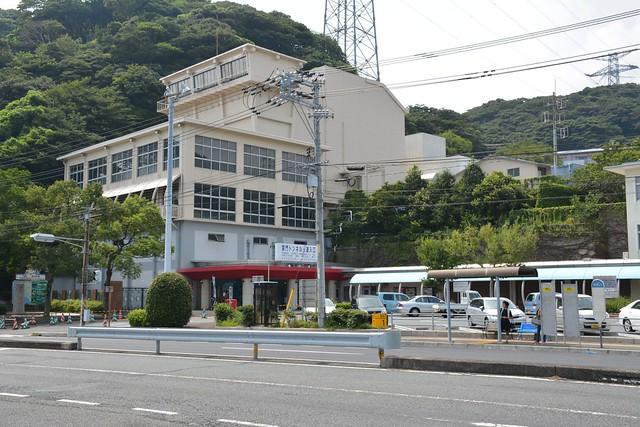 関門トンネル人道:下関側