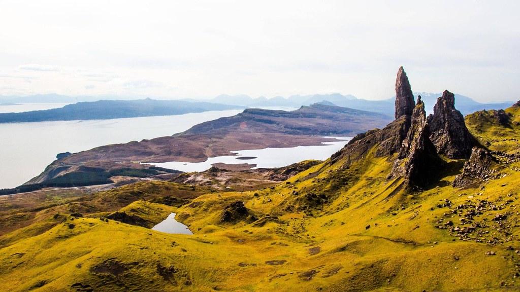 Old Man Storr Isle Of Skye Scotland More Beautiful Wqhd Flickr