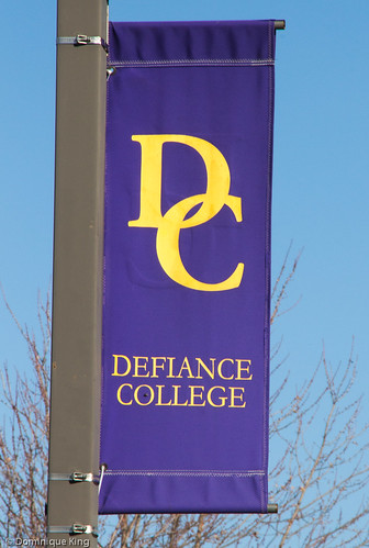 Defiance College, Defiance, Ohio