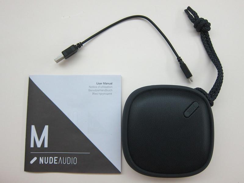 NudeAudio Move M - Box Contents