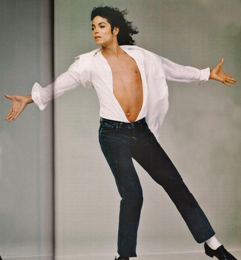 Хореография Майкла Джексона