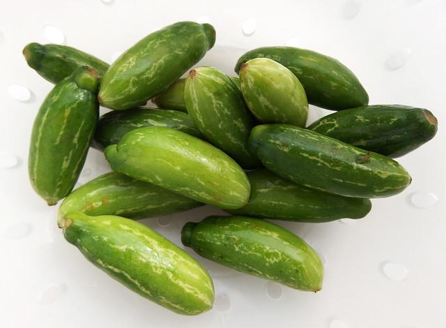 Kleine komkommertjes