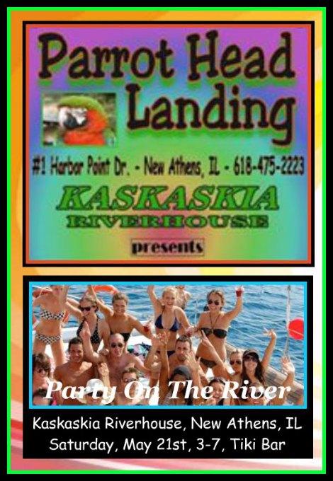 Parrot Head Landing 5-21-16
