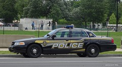 Maryland Transportation Authority Police - Ford Crown Victoria (11)
